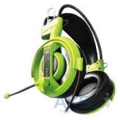 Вид 4 - Наушники (гарнитура) E-blue Cobra HS Gaming Headset Green (EHS013GR)