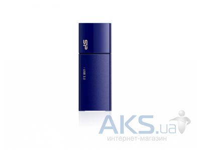 Флешка Silicon Power BLAZE B05 8Gb USB3.0 (SP008GBUF3B05V1D) Deep Blue