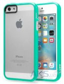 Чехол Laut Re-Cover Series Apple iPhone 5, iPhone 5S, iPhone SE Turquoise (LAUT_IP5SE_RC_GN)