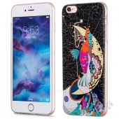 Вид 2 - Чехол Hoco Element Series Mythology Mermaid Apple iPhone 6, iPhone 6S Black