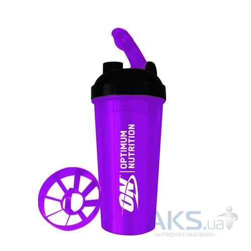 шейкер Optimum Nutrition Shaker On 700ml Purple для