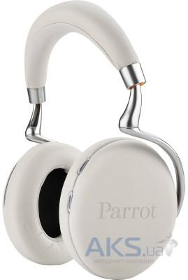 Наушники (гарнитура) Parrot Zik 2.0 Wireless Headphones White (PF561021AA)