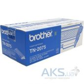 Картридж Brother HL-20x0R, DCP-7010/7025R (TN2075) Black