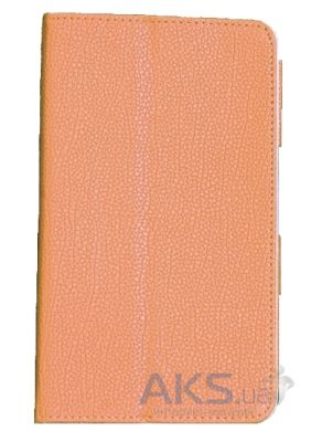 "Чехол для планшета TTX leatherette case Huawei MediaPad X1 7"" Orange"