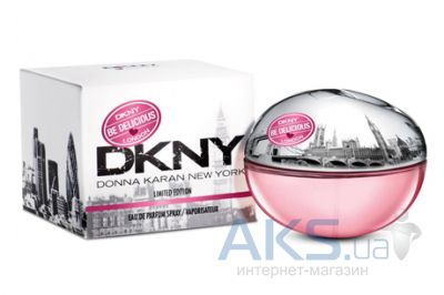 Donna Karan DKNY Be Delicious Heart London Парфюмированая вода 50 ml