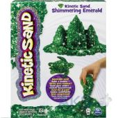 Игра Wacky-tivities Кинетический песок Kinetic Sand Metallic  (71408Em) Green