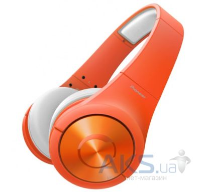 Наушники (гарнитура) Pioneer Superior Club Sound SE-MX7 Orange (SE-MX7-M)