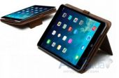 Чехол для планшета Zenus Retro Vintage Diary Series Apple iPad Air Dark brown