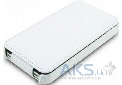 Вид 1 - Чехол Melkco Jacka leather case for Nokia Lumia 820 White (NKLU82LCJT1WELC)