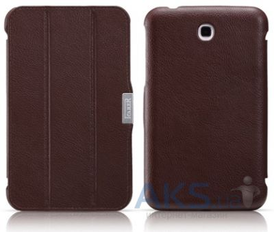 Чехол для планшета iCarer Leather Case for Samsung Galaxy Tab3 T2100/P3200 7.0 Brown (RS320001BR)