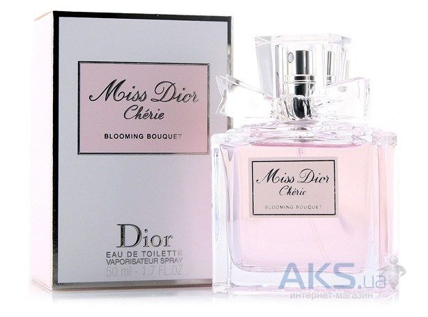 Christian Dior Miss Dior Cherie Blooming Bouquet Туалетная вода 30 мл