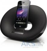 Колонки акустические Philips Lightning iPhone/iPod/Aux Black (DS3205/12)
