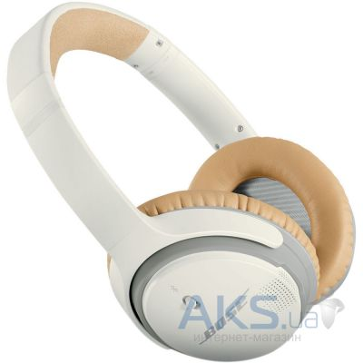 Наушники (гарнитура) BOSE Soundlink Around-Ear Wireless Headphones II White