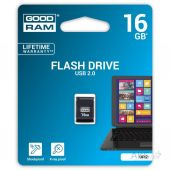 Вид 2 - Флешка GooDRam 16GB UPI2 Piccolo Black USB 2.0 (UPI2-0160K0R11)