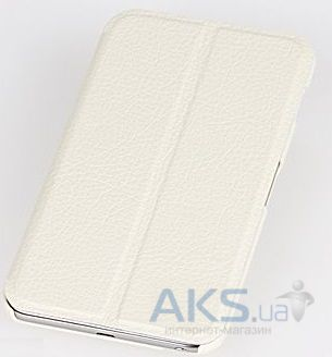 Чехол Yoobao Slim leather case for Samsung i9220 Galaxy Note White (LCSAMI9220-SWT)