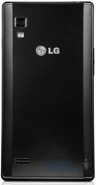 Корпус LG P765 Optimus L9 Black