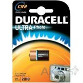 Элемент питания Duracell DL CR2 ultra M3 1 шт.