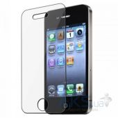 Защитное стекло Tempered Glass 2.5D Apple iPhone 4, iPhone 4S (Тех. пак)