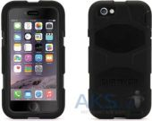 Чехол Griffin Survivor Apple iPhone 6, iPhone 6S Black (GB38903)