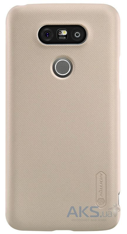 Чехол Nillkin Super Frosted Shield LG G5 H860, G5 SE H845 Gold