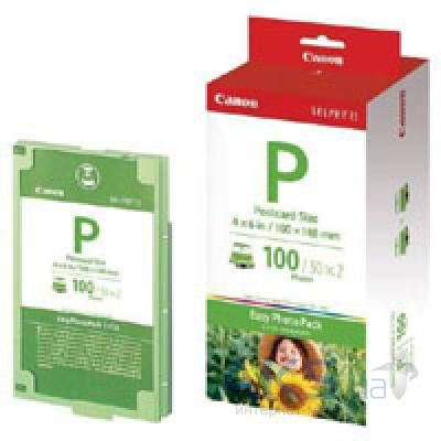 Картридж Canon E-P100 bundle for SELPHY ES1 Canon (1335B001)