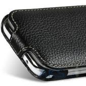 Вид 3 - Чехол Melkco Jacka leather case for Samsung S6802 Galaxy Ace DuoS Black (SS6802LCJT1BKLC)