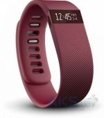 Спортивный браслет Fitbit Charge Large Burgundy (FB404BYL-EU)