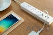 Умная розетка Xiaomi Mi Power Strip (White)