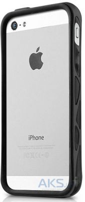 Чехол ITSkins Venum for iPhone 5/5S Black (APH5-VENUM-BLCK)