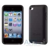 Чехoл Speck SeeThru Satin for iPod Touch 4 Black