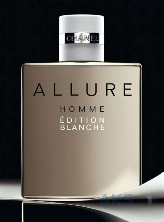 Allure Homme Edition Blanche парфюмированная вода 100 Ml купить в