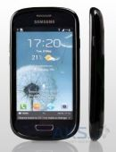 Чехол Yoobao 2 in 1 Protect case for Samsung i8190 Galaxy S III Mini Black (PCSAMI8190-BK)