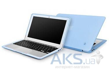 "Чехол Capdase Soft Jacket Blue for MacBook Air 11"" 2010/11 Синий (SJAPMBA11-1003)"