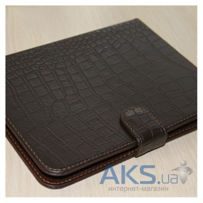 Обложка (чехол) Saxon Case для PocketBook Touch 622/623/624/626/614/640 Dragon Brown