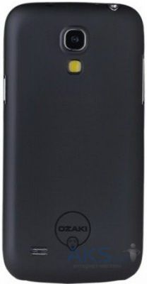 Чехол Ozaki O!Coat 0.4 Jelly Black for Samsung Galaxy S IV mini i9190 (OC705BK)