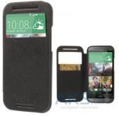 Вид 2 - Чехол Mercury Wow Bumper Series HTC One E8 Dual Sim Black