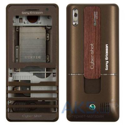 Корпус Sony Ericsson K770 Brown − купити в Києві та Україні b65e7f62c0927