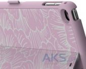 Вид 3 - Чехол для планшета Speck StyleFolio Apple iPad Air 2 Fresh Floral Pink/Nickel Grey (SPK-A3334)