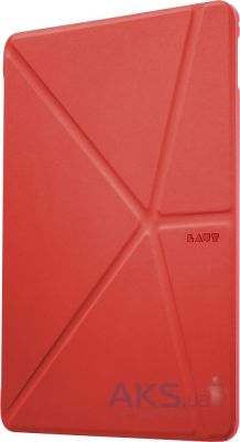 Чехол для планшета Laut Origami TriFolio Apple iPad Mini, iPad Mini 2, iPad Mini 3 Red (LAUT_IPM_TF_R)