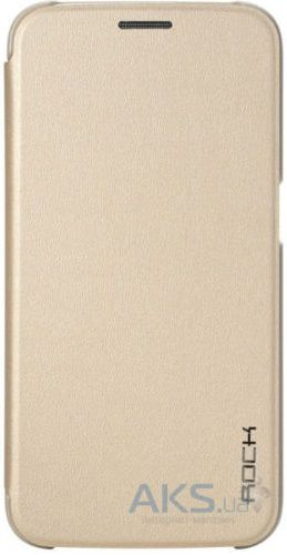 Чехол Rock Touch Series Samsung G550 Galaxy On5 Gold