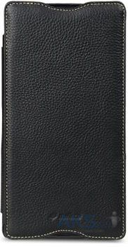 Чехол Melkco Book Leather Case for Sony Xperia Z Ultra C6802 Black (SEXPZULCFB4BKLC)
