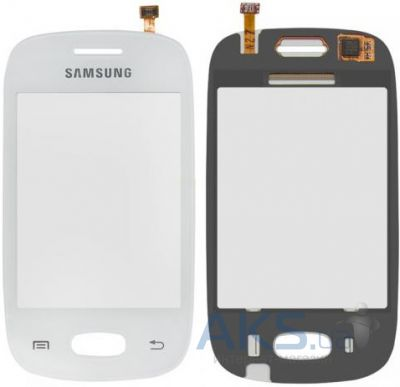 Сенсор (тачскрин) для Samsung Galaxy Pocket Neo S5310, Galaxy Pocket Neo S5312 Original White