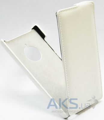 Чехол Armor flip case for Nokia X2 Lumia White