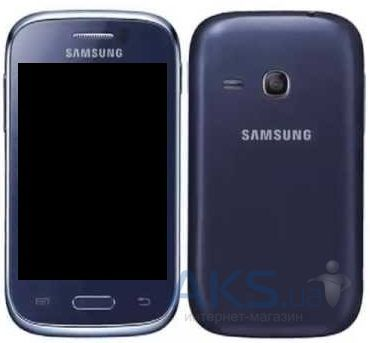 Корпус Samsung S6312 Galaxy Young Duos Blue