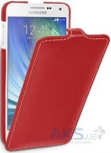Чехол TETDED Leather Flip Series Samsung A500 Galaxy A5 Red