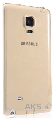 Чехол Nillkin Nature Series Samsung N915 Galaxy Note Edge Gold