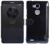 Чехол Nillkin Fresh Leather Series Huawei Ascend Mate 7 Black
