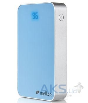 Внешний аккумулятор Melkco Power Bank Mega 11000 mAh, [MKPBM1WE] White