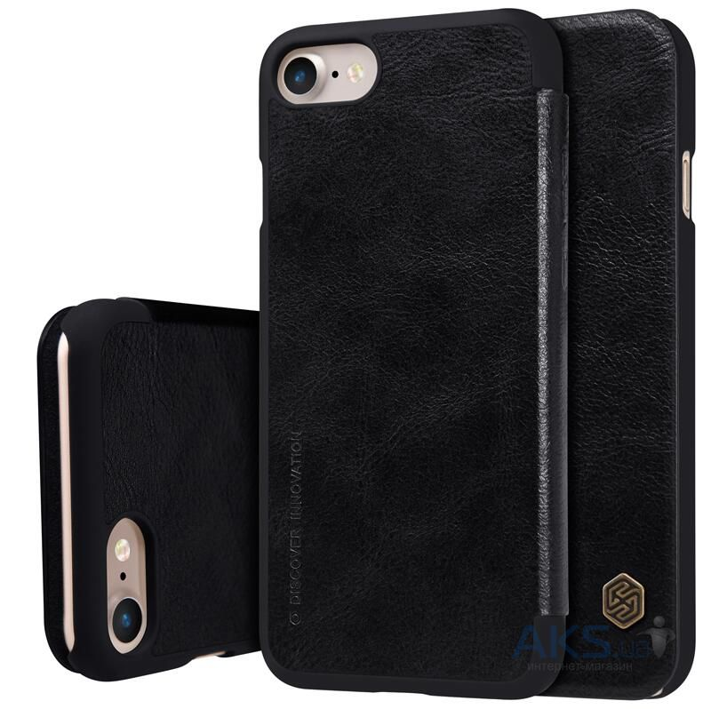 Чехол Nillkin Qin Leather Series Apple iPhone 7 Black