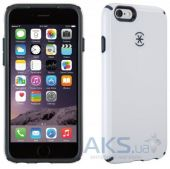 Вид 3 - Чехол Speck CandyShell for iPhone 6/6S White/Charcoal Grey (SPK-A3042)